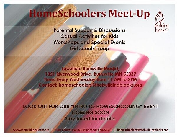 Home School Flier